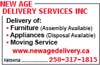 New Age Delivery Services Inc