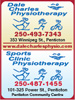 Sports Clinic Physiotherapy