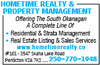 Hometime Realty & Property Management