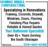 Dennis Knoll Contracting