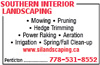 Southern Interior Landscaping