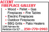 Accent Fireplace Gallery