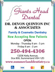 Giants Head Dental