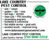 Lake Country Pest Control