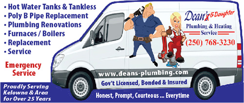 Dean & Daughter Plumbing & Heating Service