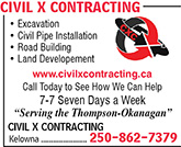 Civil X Contracting