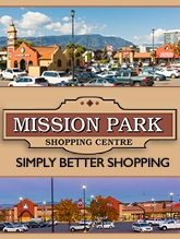 Mission Park Shopping Centre