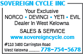 Sovereign Cycle Inc