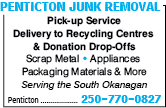 Penticton Junk Removal