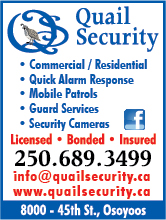 Quail Security