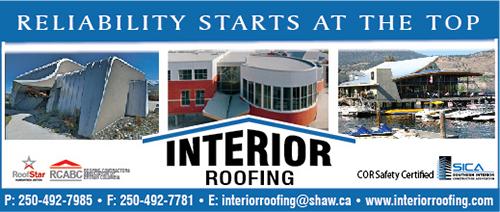 Interior Roofing (2011) Ltd