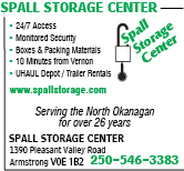 Spall Storage Center