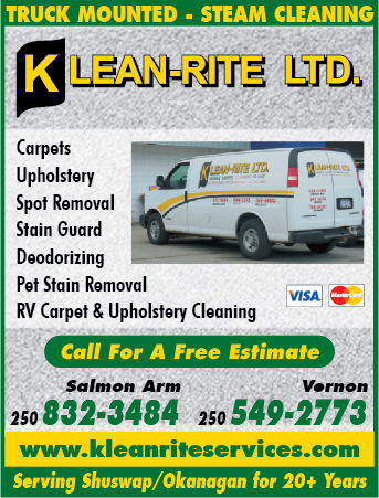 Klean Rite Carpet & Upholstery Cleaners Ltd