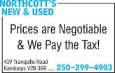 Northcott's New & Used