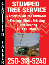Stumped Tree Service