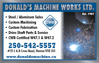 Donald's Machine Works Ltd