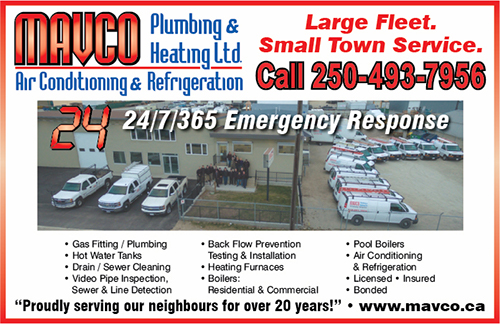 Mavco Plumbing & Heating Ltd