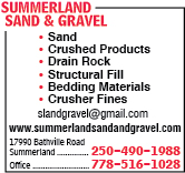 Summerland Sand & Gravel