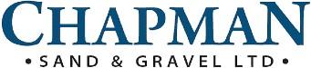 Chapman Sand & Gravel Logo