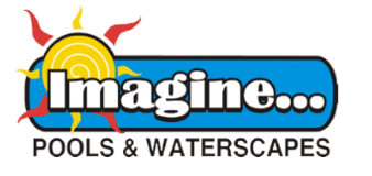Vernon Pool Installation & Waterscapes - Imagine Pools Logo