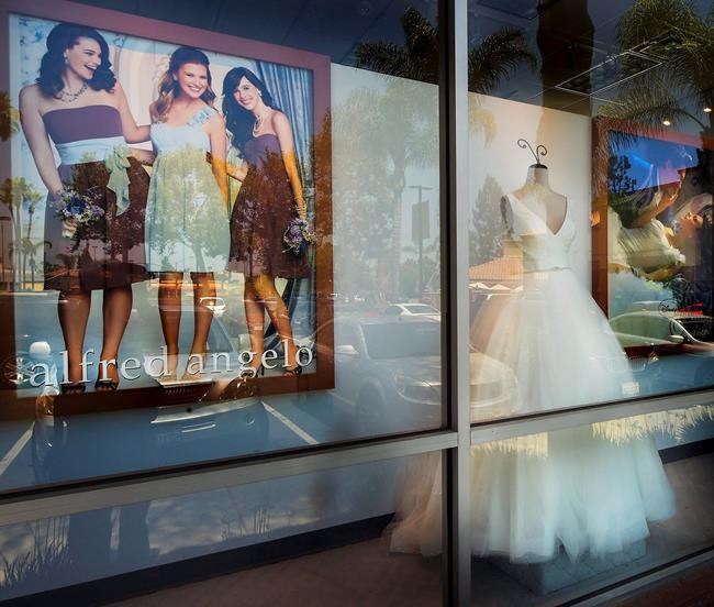 Canadian brides to be scramble after bridal retailer files for Wedding dress cleaning baton rouge