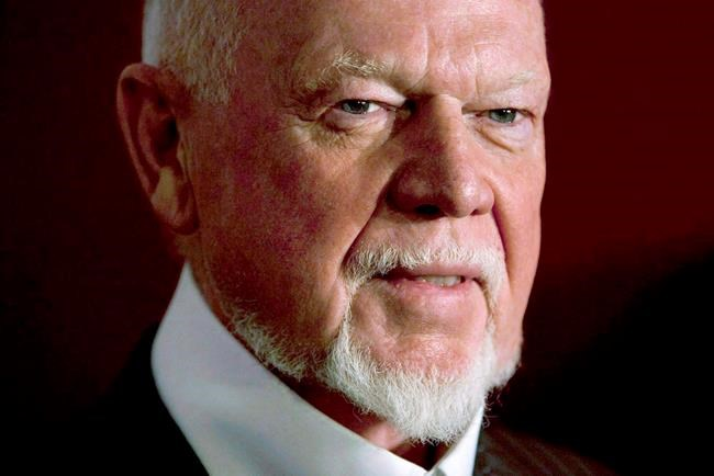 CP NewsAlert: Sportsnet cuts ties with Don Cherry in aftermath of poppy controversy