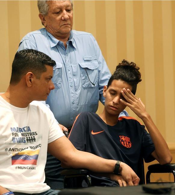 Florida School Shooting Hero Blames Sheriff