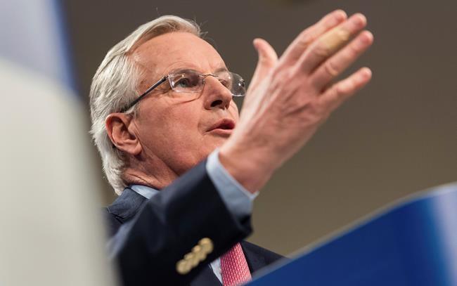 EU negotiator says big differences remain over Brexit ...