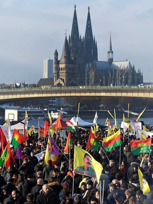 Köln Protest