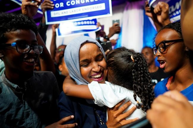 Somali-American wins Minnesota Democratic US House primary ... Ilhan Omar Minnesota
