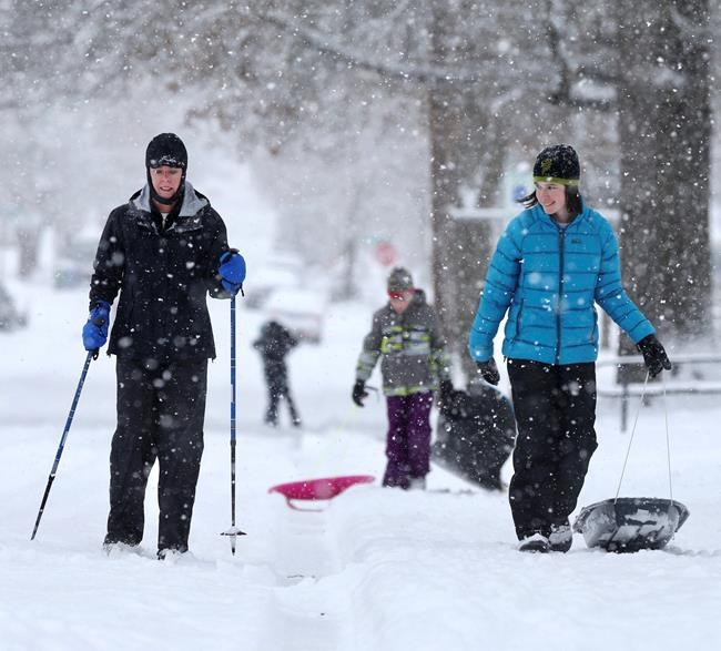 Wet, winter storms pummel West; headed for Rockies - InfoNews