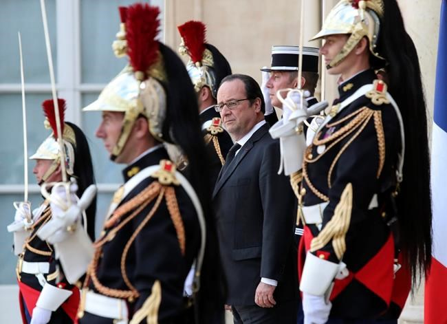 Francois Illas New Tradition: Francois Hollande: A Leader Perhaps Too 'normal' For