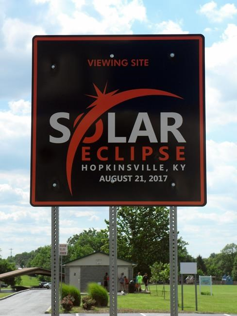 Total solar eclipse 1st in 99 years to sweep width of US - InfoNews