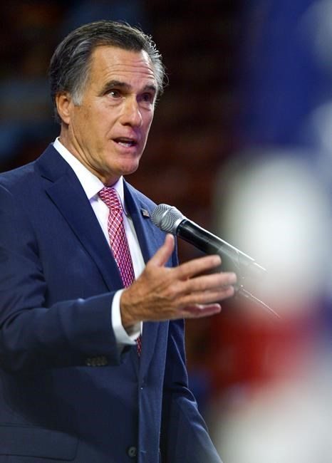 Romney Must Compete In Primary For Senate Seat Infonews