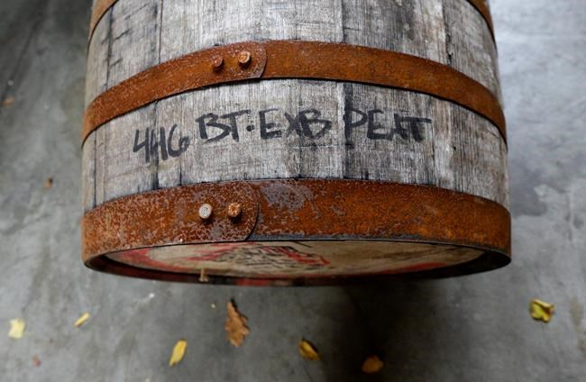 New frontier for craft US whiskey may be underfoot - InfoNews