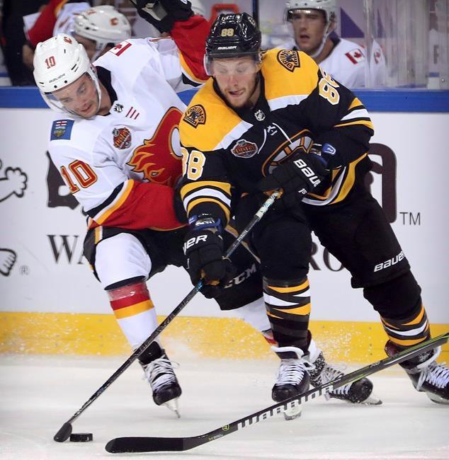 Max Domi Sucker Punches Aaron Ekblad In NHL Preseason Game