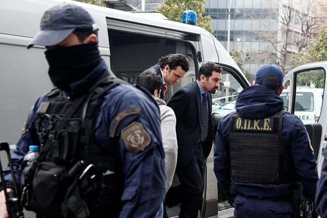 Turkish servicemen in Greece seek release from custody ...