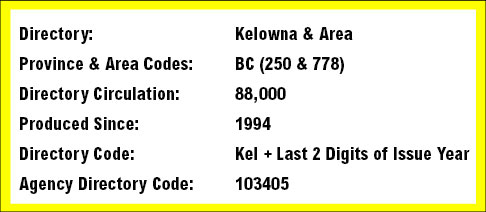 Kelowna Distribution