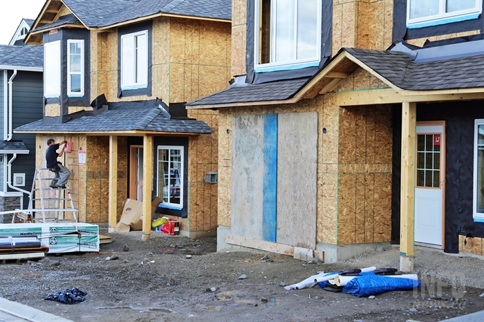 Kamloops continues to see a growth in residential construction this year.