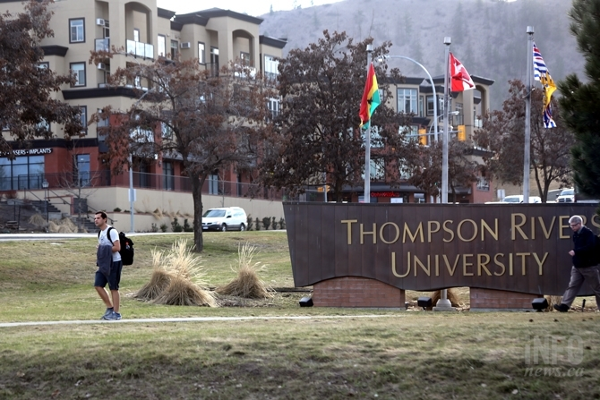 thompson rivers university issues apology after