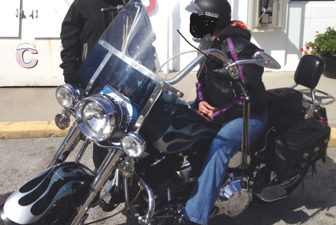 A Harley Davidson Fatboy motorcycle is one of several items stolen in Kelowna and West Kelowna over the last ten days.