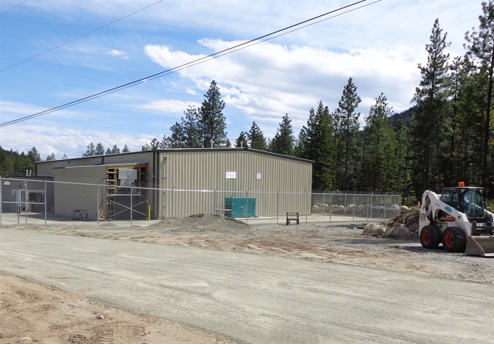 Potanicals new medical marijuana grow is Phase One on 20 acres in Peachland.