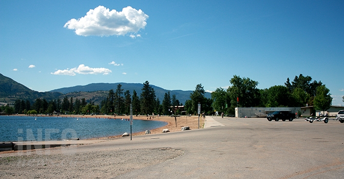 A planned upgrade of the waterfront around Skaha Lake Marine will see the marina parking lot relocated, a restaurant, waterpark and other amenities come to the Penticton's southern shoreline.