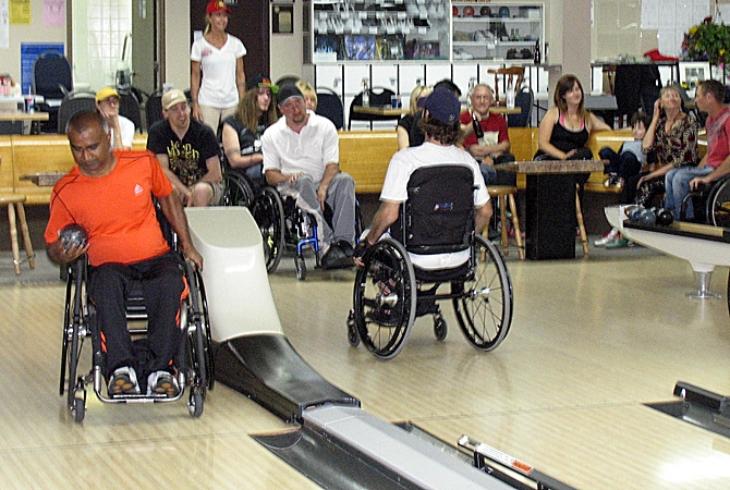 The third annual Kelowna KOs Roll n' Bowl takes place this weekend.