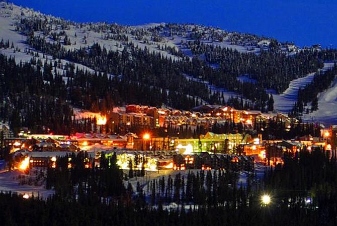 Big White Ski Resort not big enough - InfoNews