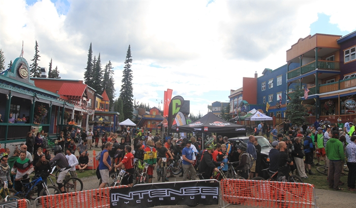 The 2014 B.C. Cup event at Silver Star.