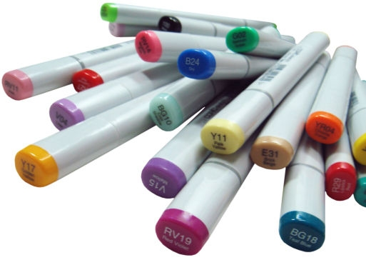 Markers like this were stolen from the Michaels store in Kamloops Sunday, July 5.