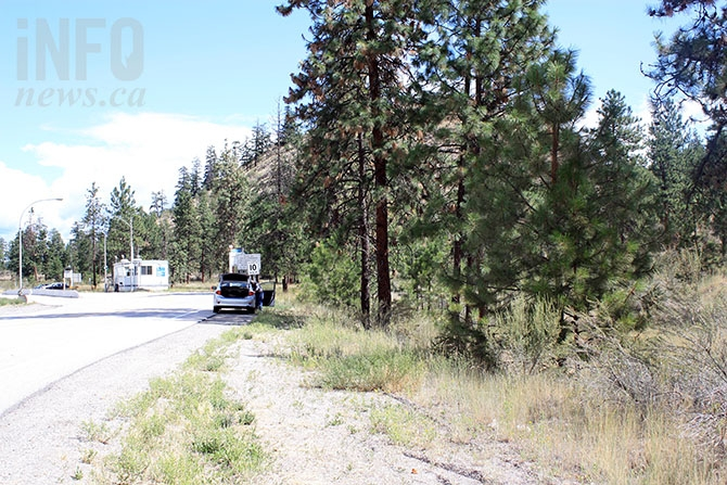 Lavern Jack of the Penticton Indian Band lost his claim to ownership of two lots located at the weigh scales on Highway 97 south of Kaleden.