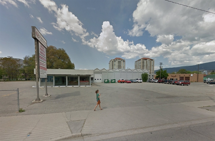 Vacant Penticton Lot Will Become A Car Dealership Infonews