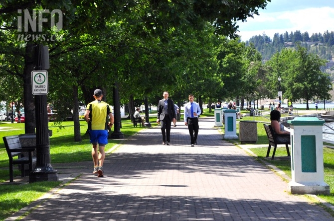 Quality of life rated as great in Kelowna, survey says